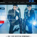 Die besten Dominas in Deutschland, erreichbar und besuchbar für veranlagte Sklaven und Sklavinnen in deutschen Dominastudios