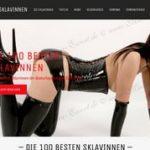Die besten Sklavinnen in Deutschland, erreichbar in deutschen Dominastudios, Zofen, Subs, Sexsklavinnen für den dominanten Herrn