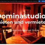 Dominastudio mieten | BDSM Studio mieten / vermieten