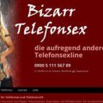 Bizarr Telefonsex - die besten Nummern für Bizarr-Liebhaber
