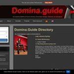 Dominaführer, Dominaguide Deutschland,  Dominaguide Ladies in Deutschland, Schweiz, Austria